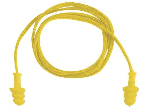 Ушные затычки на шнурке DELTA PLUS CONICFIR50 CONICFIR050OR