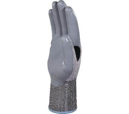 Антипорезные перчатки с нитриловым покрытием DELTA PLUS VECUT4108