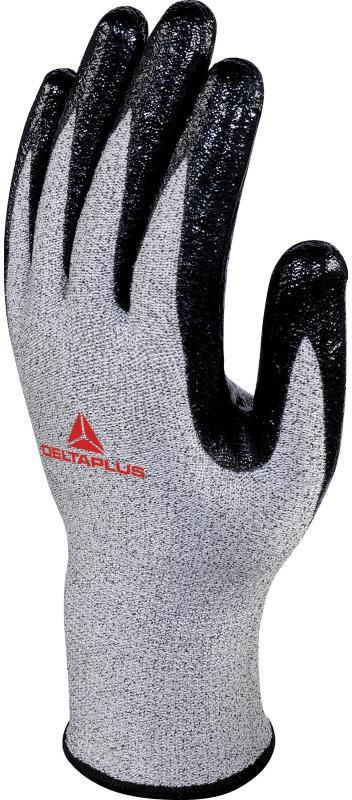 Перчатки трикотажные Delta plus Vecut43 vecut43grg307 перчатки рыболовные buff figthing work gloves iii toothy grey цвет серый 111726 937 25 00 размер m l 7 5 8