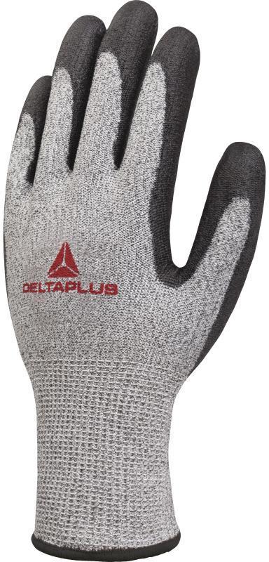 Перчатки трикотажные Delta plus Vecut44 vecut44grg307 перчатки рыболовные buff figthing work gloves iii toothy grey цвет серый 111726 937 25 00 размер m l 7 5 8