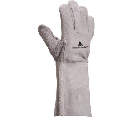Перчатки сварщика из спилка DELTA PLUS TC71611