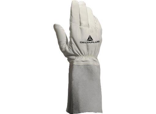 Перчатки сварщика из козьей кожи DELTA PLUS TIG15K10