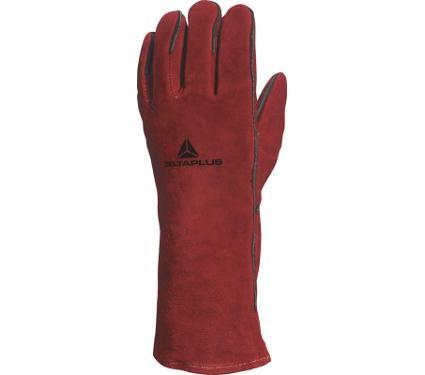 Перчатки сварщика из спилка DELTA PLUS CA615K10