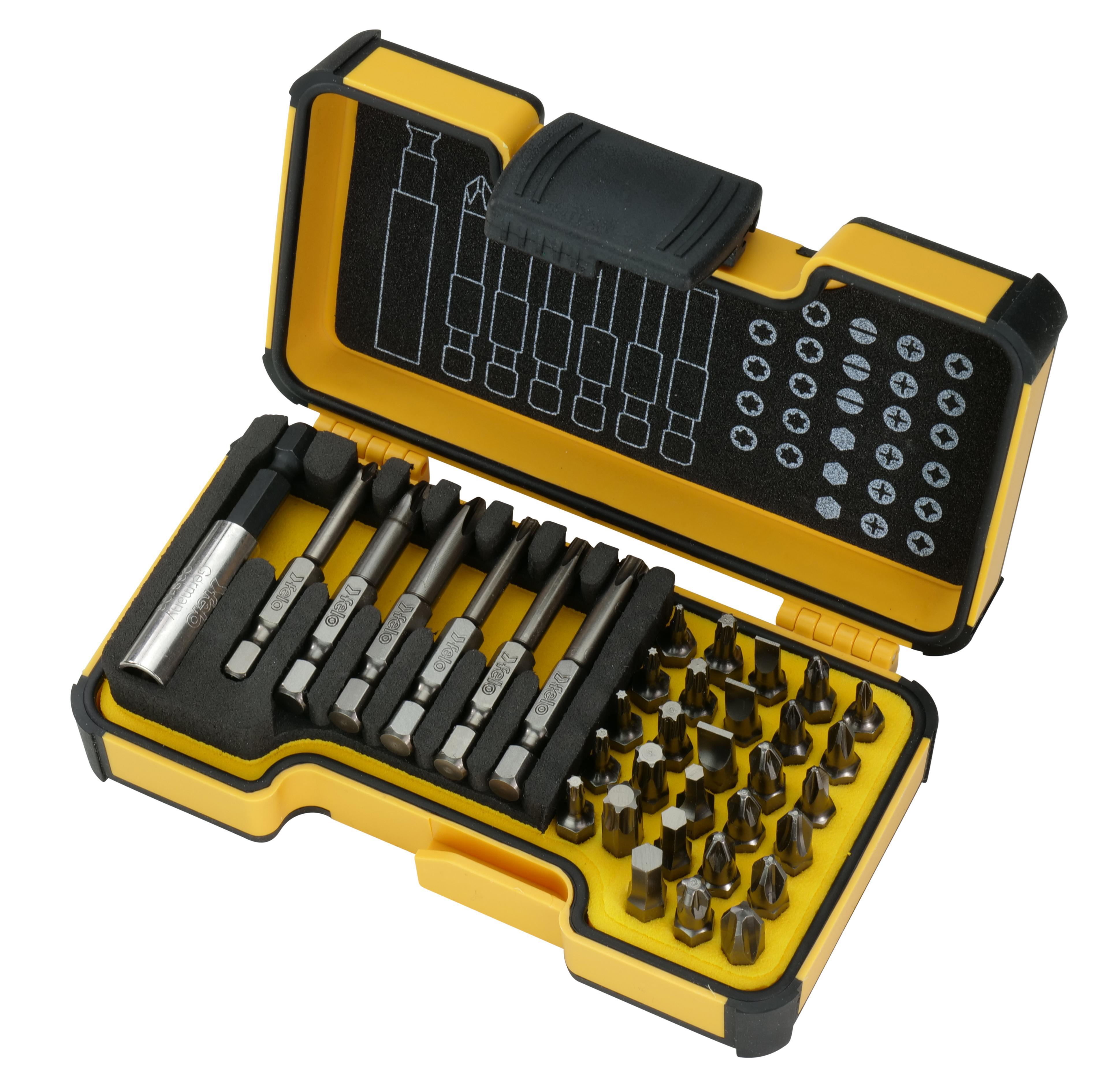 Набор бит Felo 02073516 набор бит felo 35 шт в кейсе серия industrial 02073516