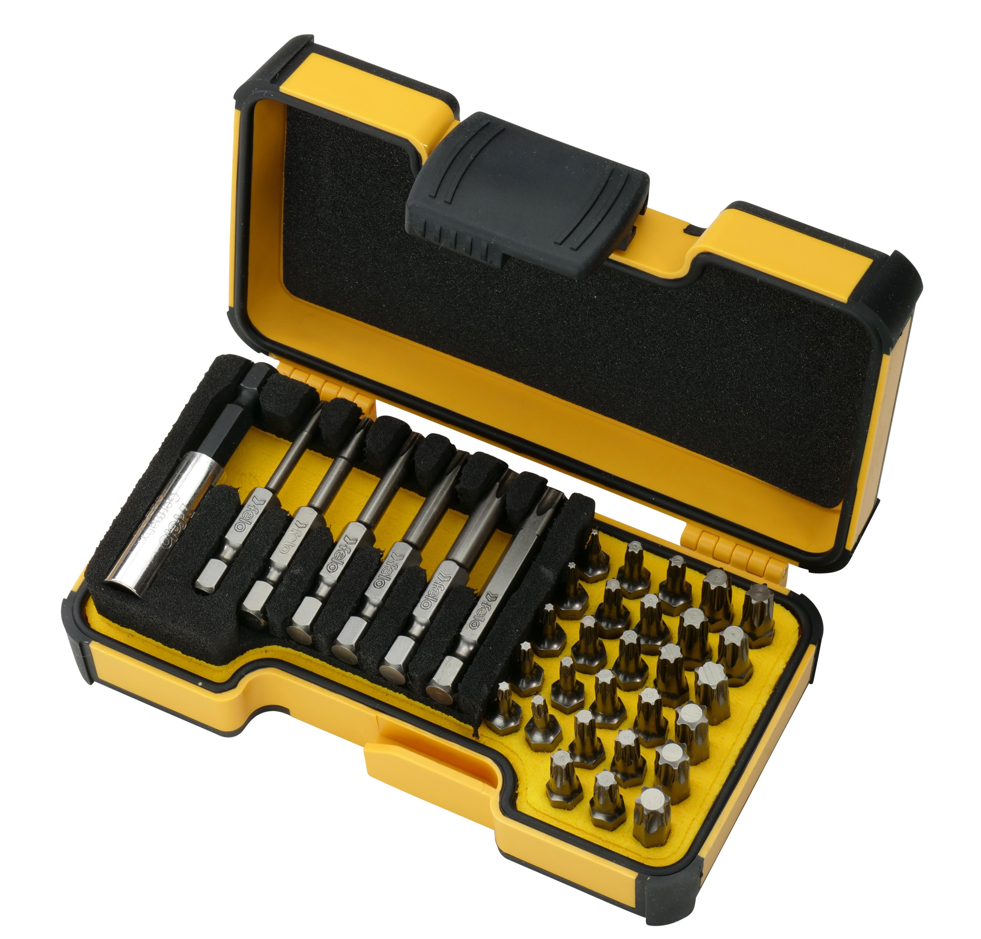 Набор бит Felo T (02073526) набор бит felo torx 35 шт в кейсе серия industrial 02073526