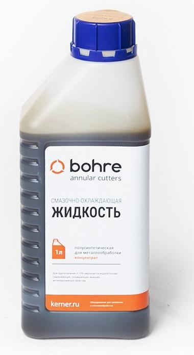 Смазочно-охлаждающая жидкость Bohre К0006186 жидкость охлаждающая тосол 45 felix 5 кг