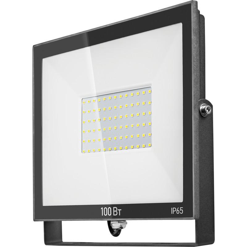Прожектор светодиодный ОНЛАЙТ 61947 ofl-100-4k-bl-ip65-led
