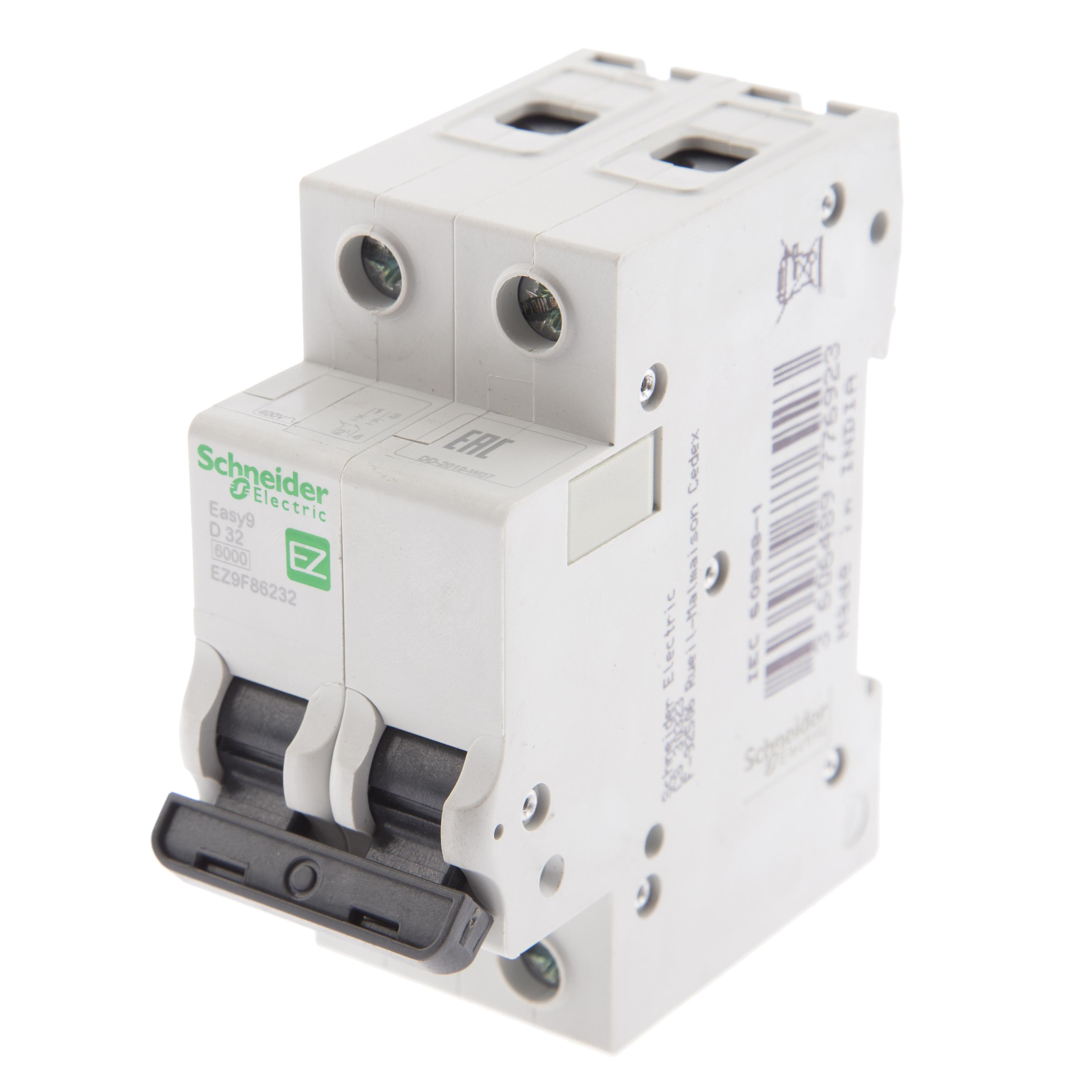 Выключатель Schneider electric Ez9f86232