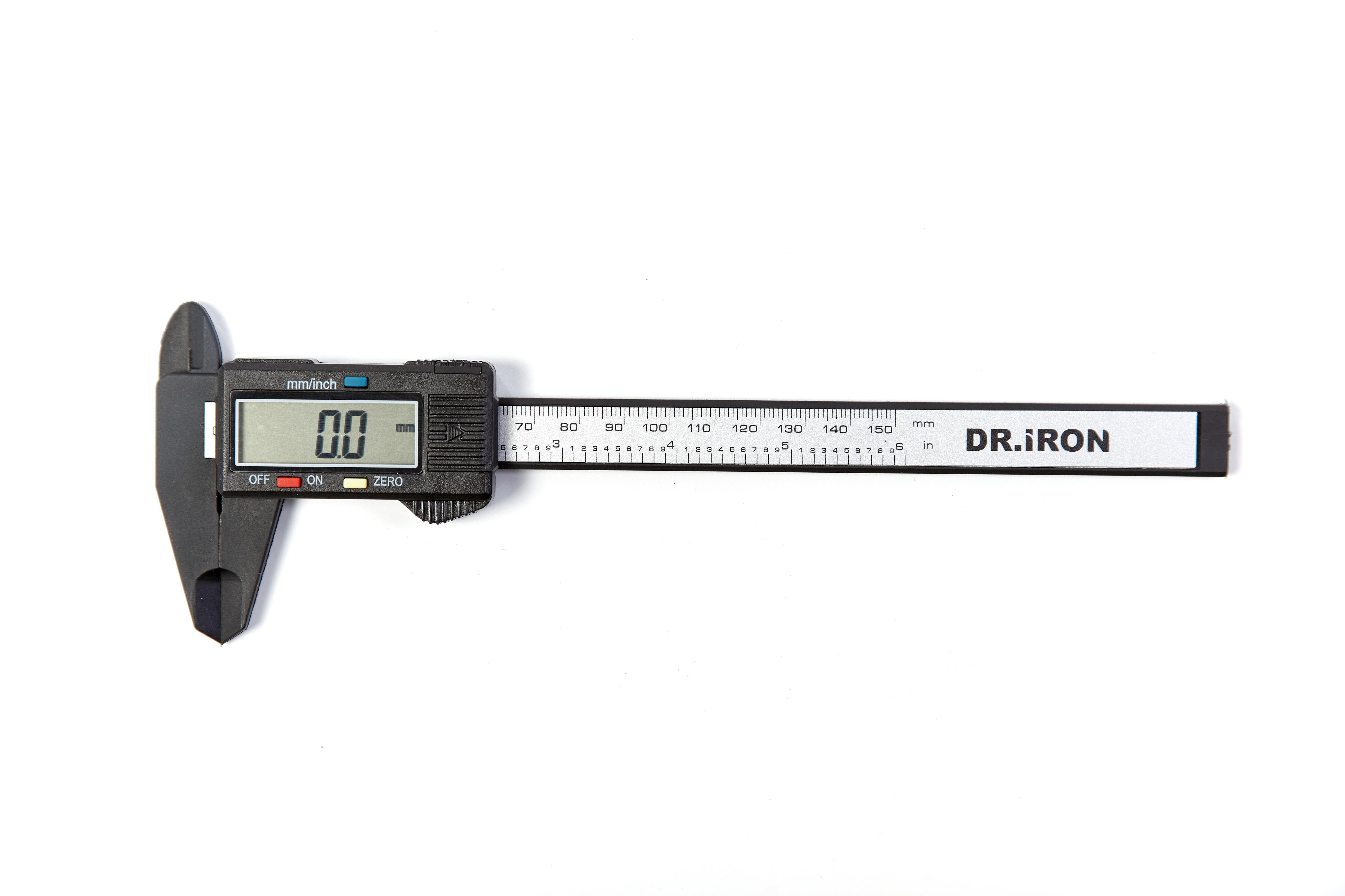 купить Штангенциркуль Dr.iron Dr6001 дешево