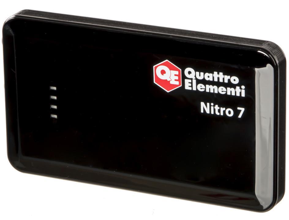 Фото - Устройство пусковое Quattro elementi Nitro 7 (790-304) зарядные устройства для планшетов