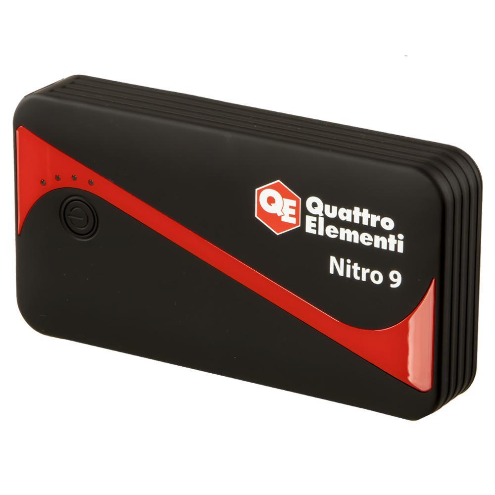 Фото - Устройство пусковое Quattro elementi Nitro 9 (790-311) зарядные устройства для планшетов