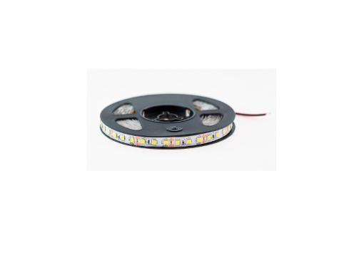 Лента светодиодная URM 2835-120led-12V-9.6W, 8-10LM-6500K-IP22-8mm