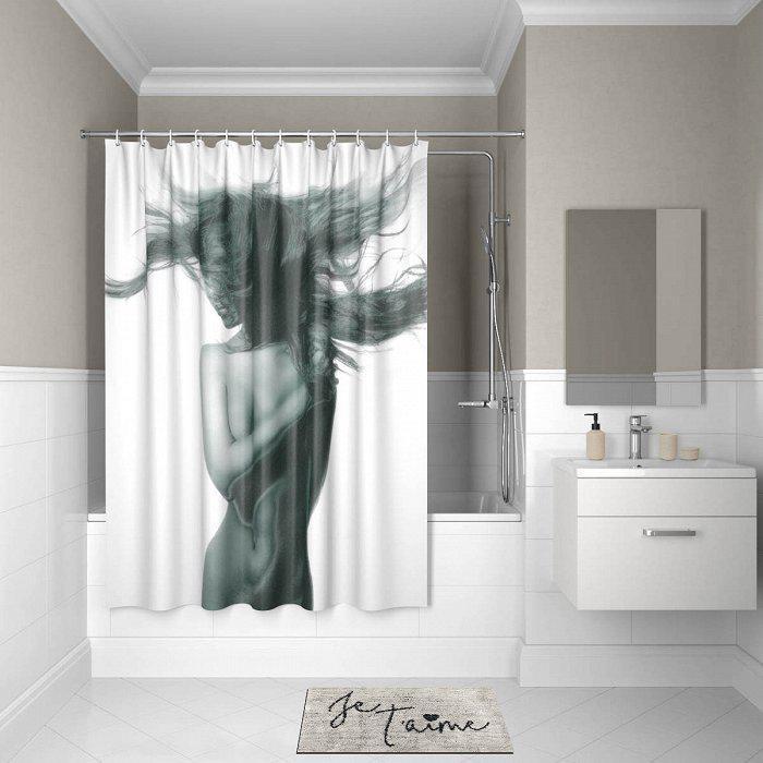 Штора для ванной комнаты Iddis B27p218i11
