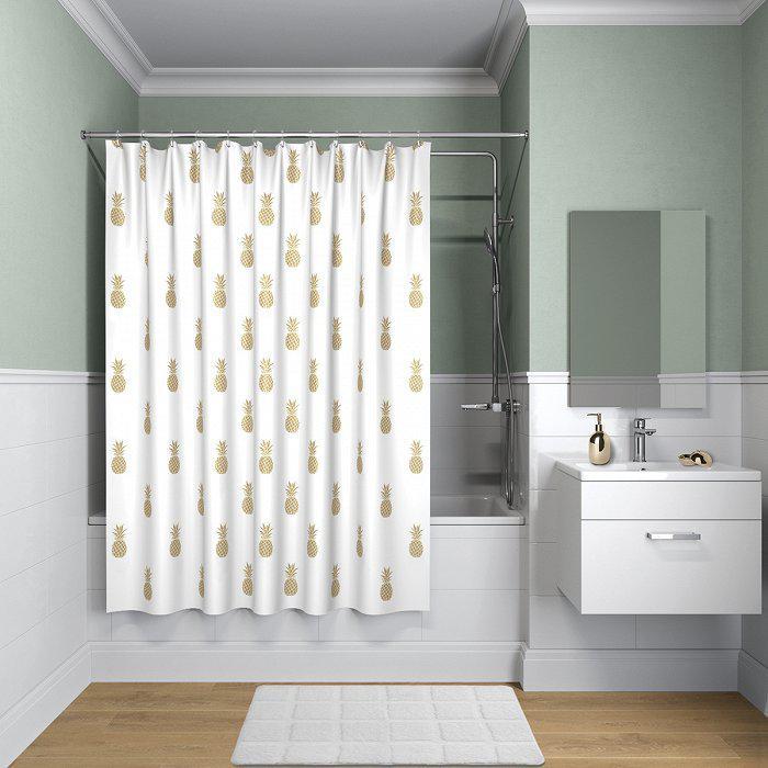 Штора для ванной комнаты Iddis B25p218i11 тумба для ванной комнаты с раковиной iddis cal80w0i95 0066000i28