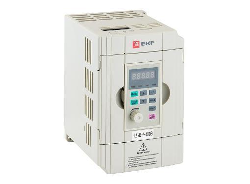 Преобразователь EKF VT100-1R5-3B VECTOR-100 PROxima