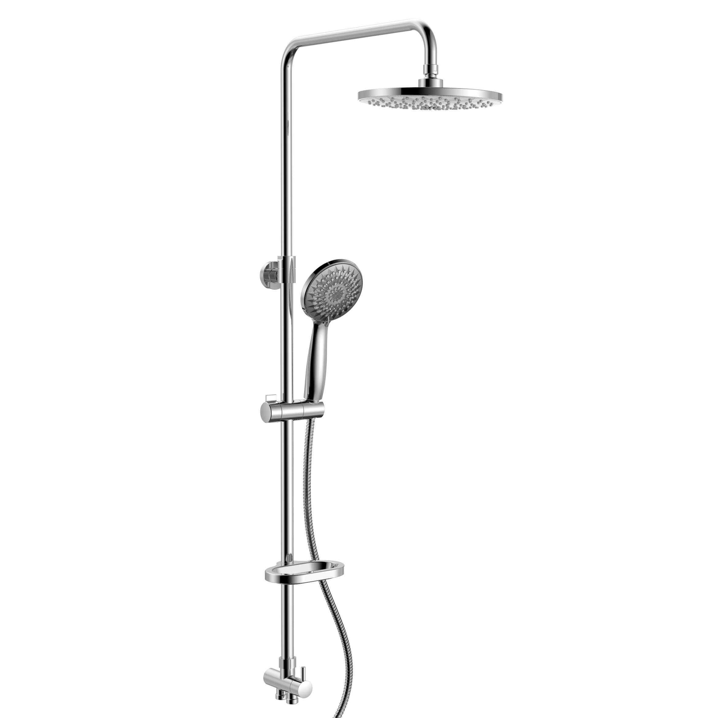 Душевая система Swedbe Calypso 5007 ручной душ swedbe calypso 5035 хром