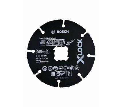 Круг отрезной BOSCH Ф115х22мм (2608619283)
