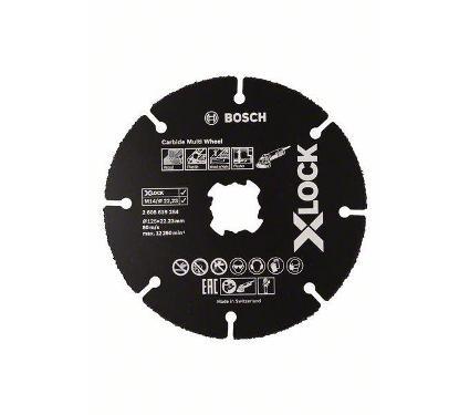 Круг отрезной BOSCH Ф125х22мм (2608619284)