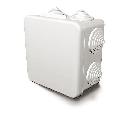Коробка распаячная GUSI ELECTRIC С3В108 Б Евро