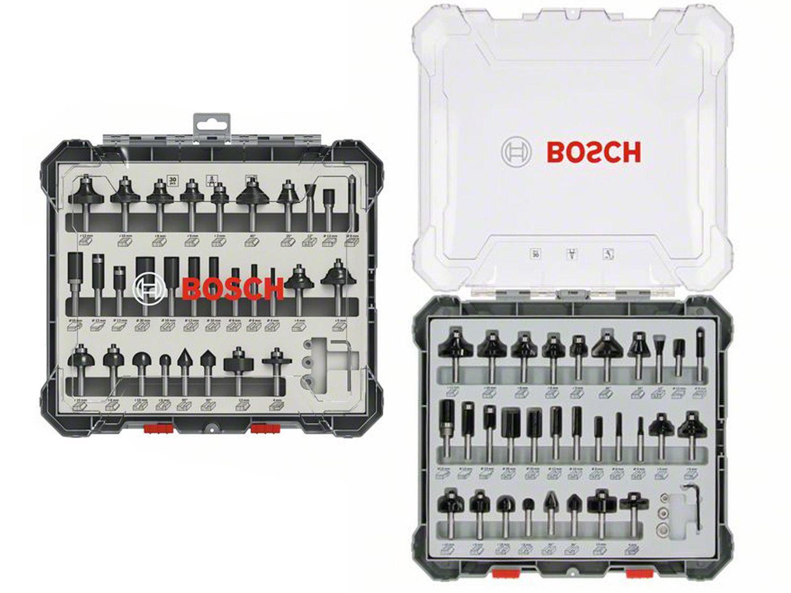 Набор фрез Bosch S8мм (2607017475)