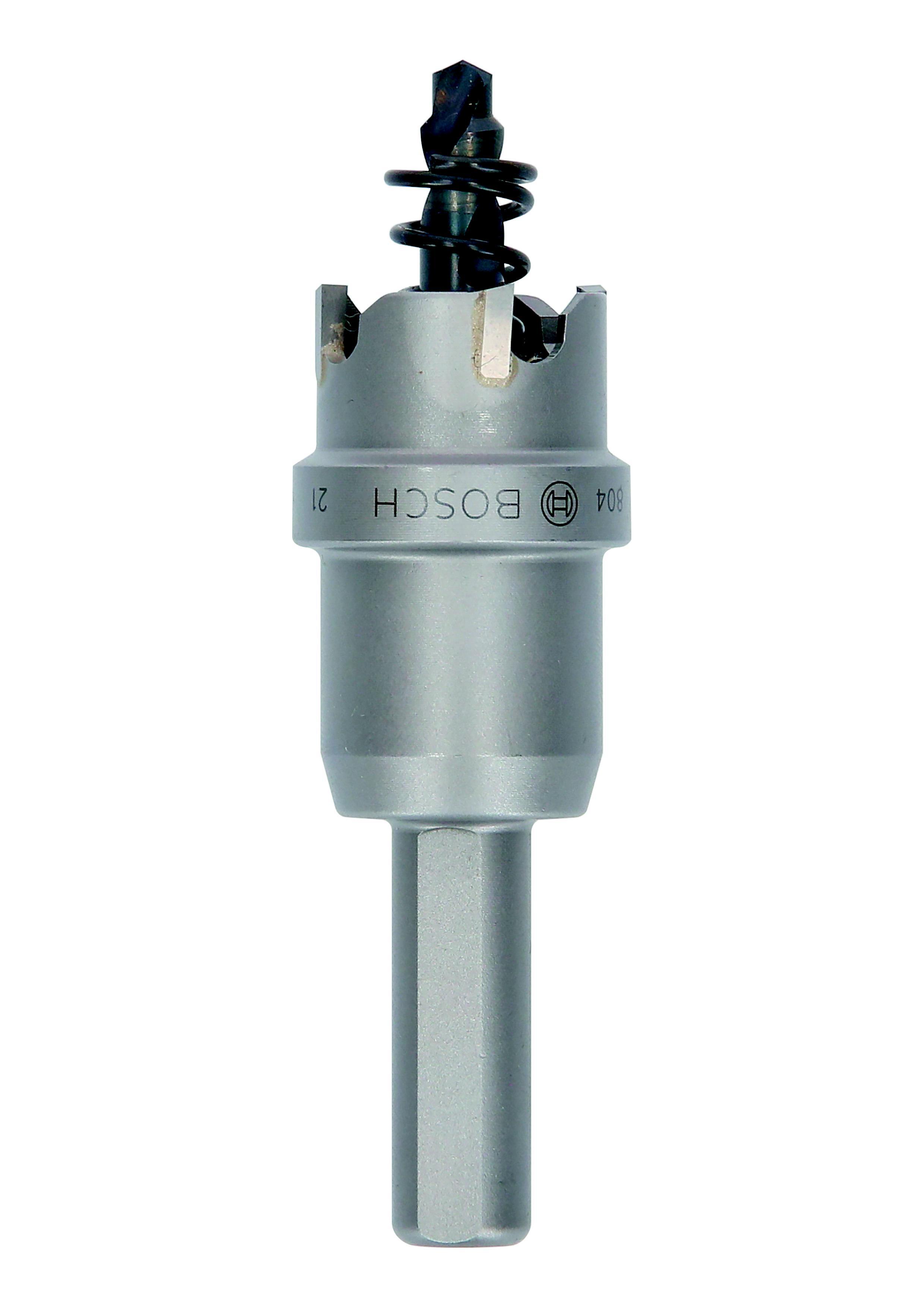 Коронка твердосплавная Bosch Ф21мм шестигранник (2608594132) коронка твердосплавная bosch 2 608 594 129 18мм
