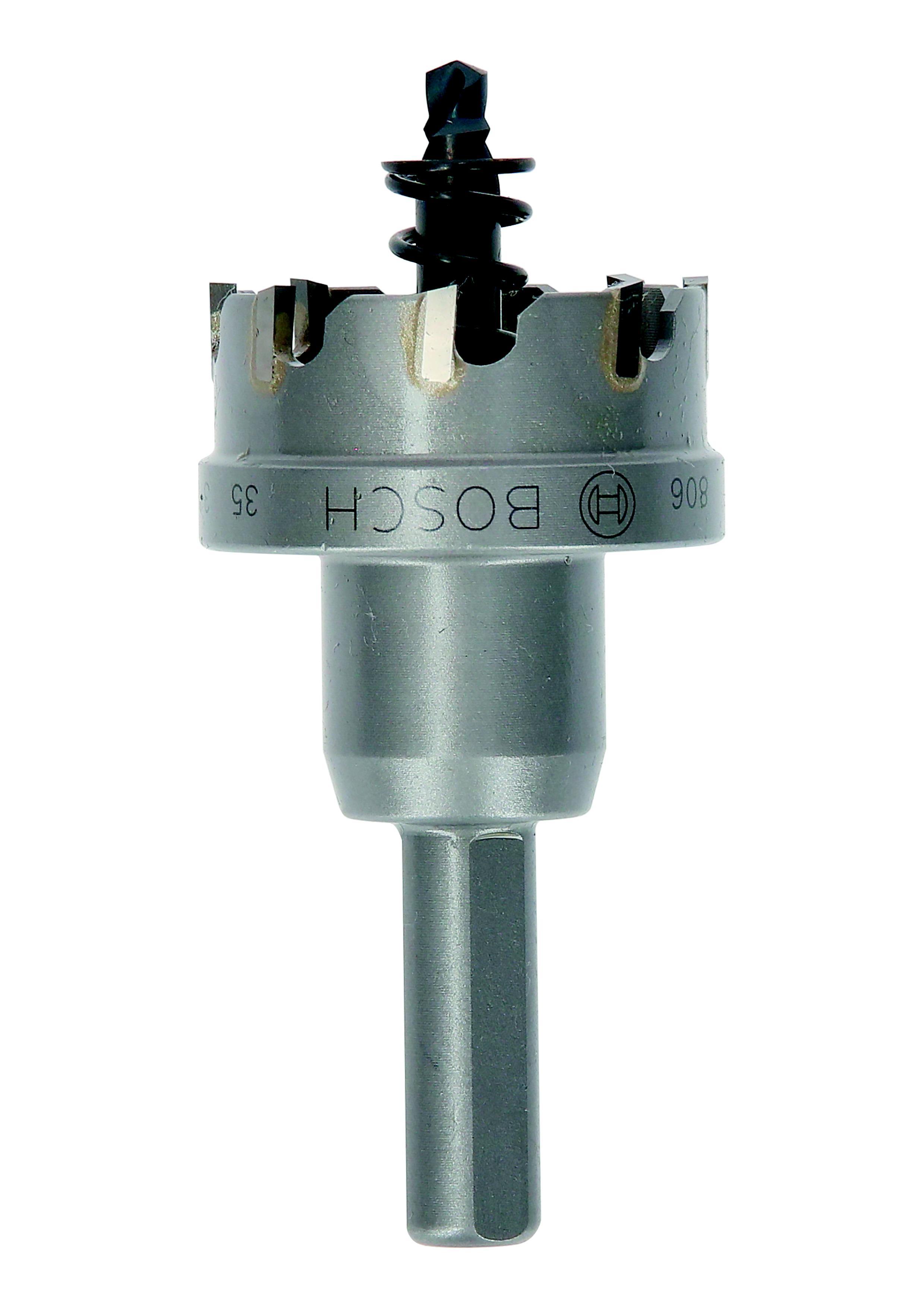 Коронка твердосплавная Bosch Ф35мм шестигранник (2608594142) коронка твердосплавная bosch 2 608 594 129 18мм