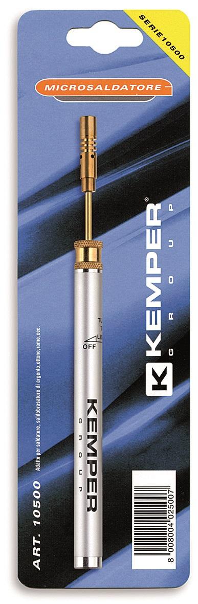 Паяльная лампа газовая Kemper Micro 10500  паяльная лампа kemper 1047
