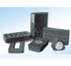 Сегмент шлифовальный ЛУГА-АБРАЗИВ 100х40х150мм 54С трапецевид.