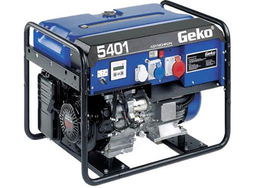 Бензиновый генератор GEKO 5401 ED-AA/НEВА+BLC