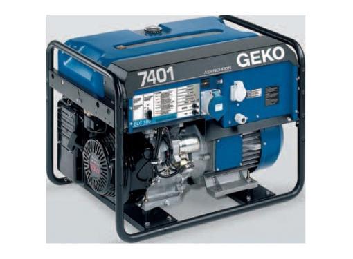 Бензиновый генератор GEKO 7401 ED-AA/HEBA+BLC