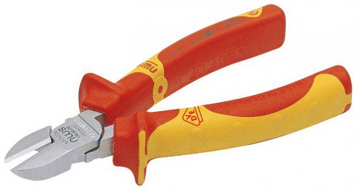 Бокорезы Nws 134-49-vde-160 бокорезы professional electric vde 180 мм wiha 26744