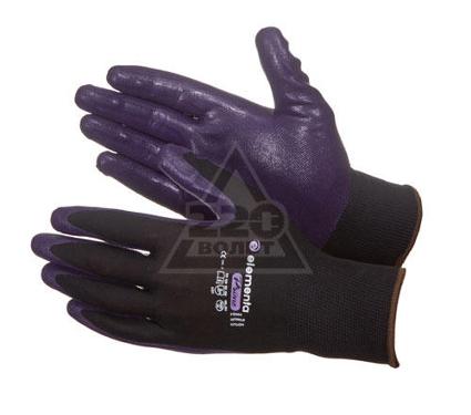 Перчатки ПВХ ELEMENTA Prime Foam Nitrile Nylon