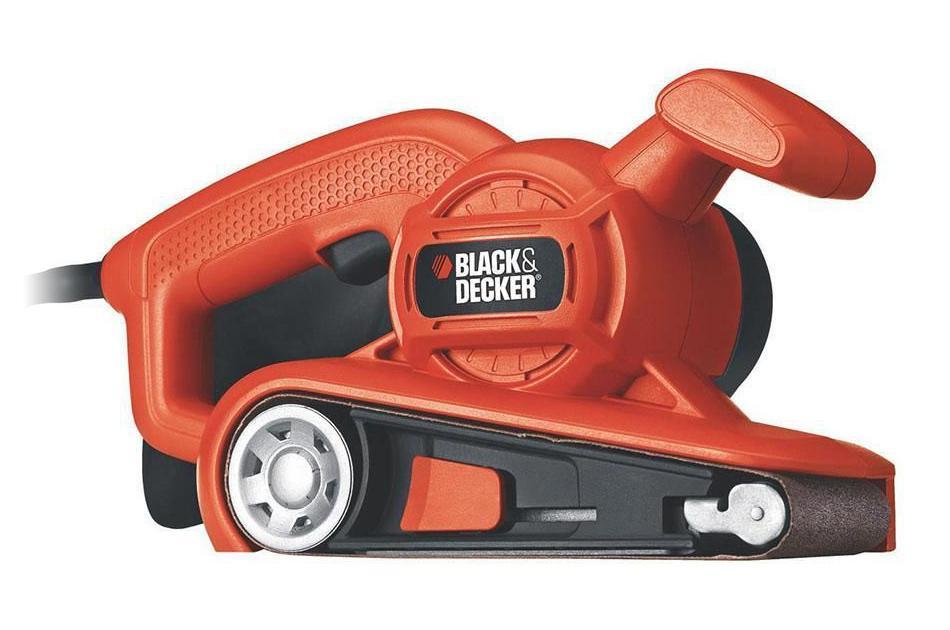 Машинка шлифовальная ленточная Black & decker Ka86 пакля ленточная в новосибирске