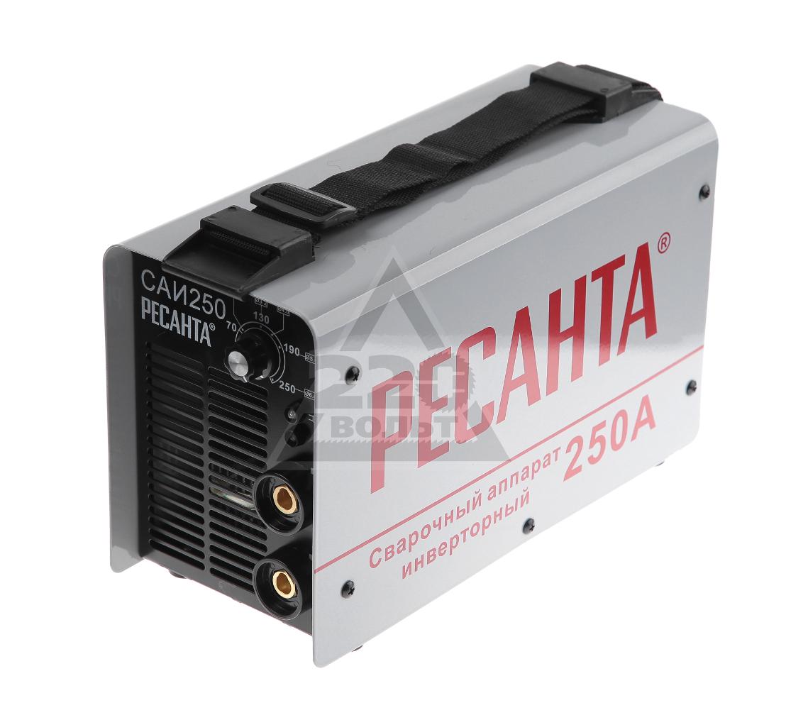 Сварочный инвертор РЕСАНТА САИ 250