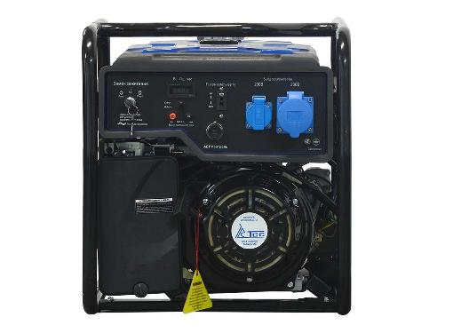 Бензиновый генератор ТСС SGG 7000 EA