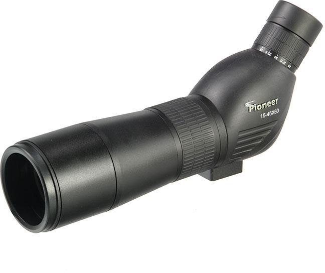 Фото - Зрительная труба Veber Pioneer 15-45*60 С зрительная труба veber snipe super 20 60x80 gr zoom