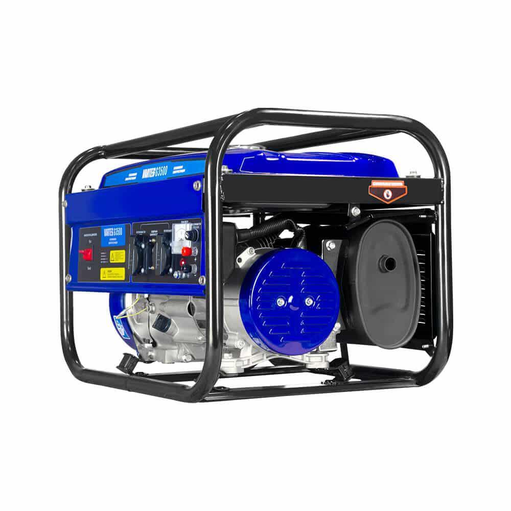 Бензиновый генератор Foxweld Varteg g3500 (5819)