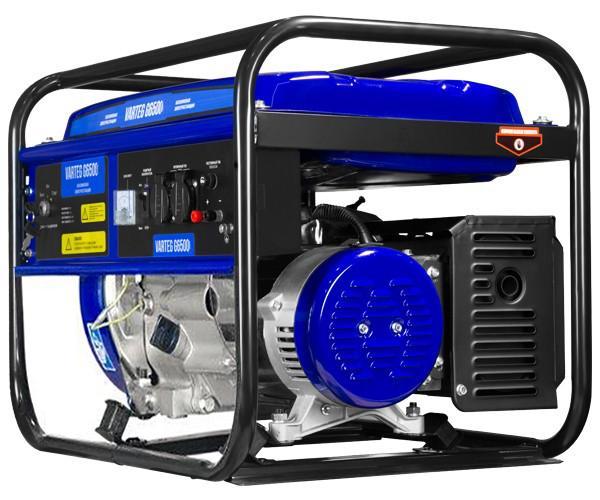 Бензиновый генератор Foxweld Varteg g6500 (6211)