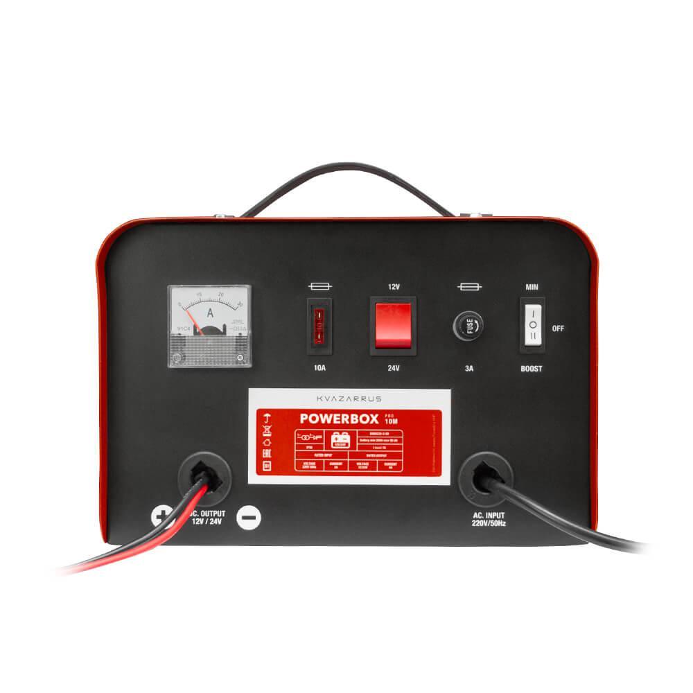 Зарядное устройство Foxweld Kvazarrus powerbox 10m (6493) зарядные устройства для электронных книг