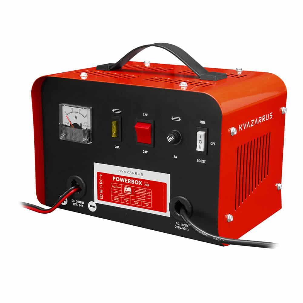 Зарядное устройство Foxweld Kvazarrus powerbox 20m (6494) зарядные устройства для электронных книг