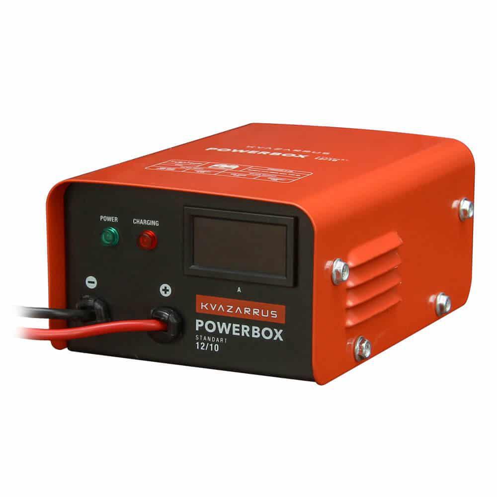 Зарядное устройство Foxweld Kvazarrus powerbox 12/10 (6481) зарядные устройства для телефонов