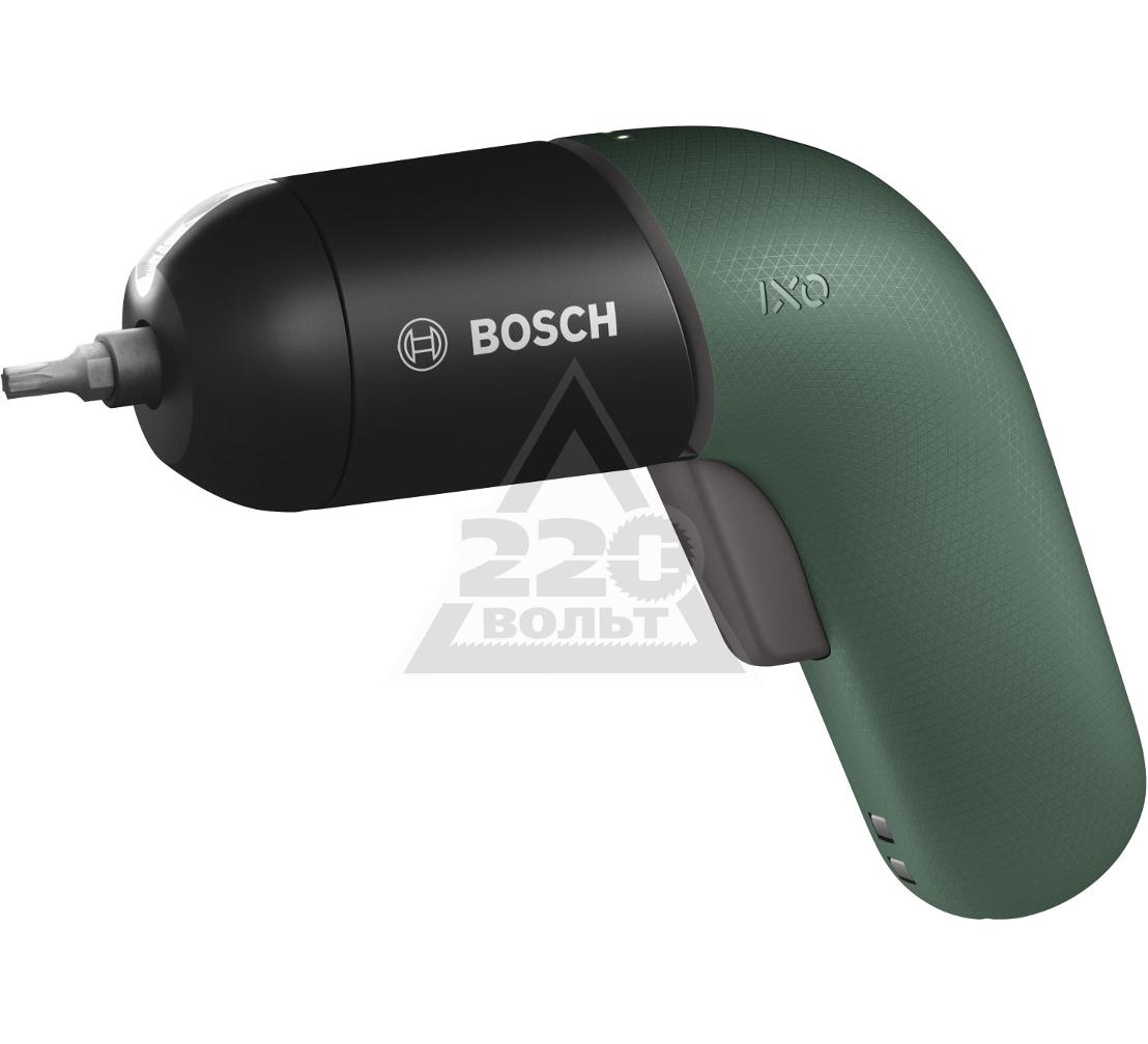 Отвертка аккумуляторная BOSCH IXO VI Classic (06039C7020)