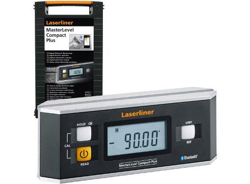 Уровень LASERLINER MasterLevel Compact Plus 081.265A