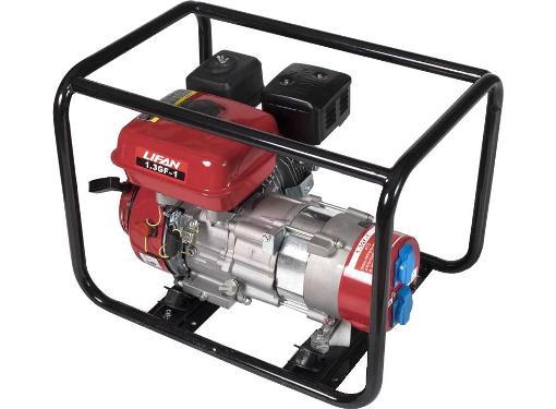 Бензиновый генератор 1,5 кВт LIFAN 1.3 GF-1 000041