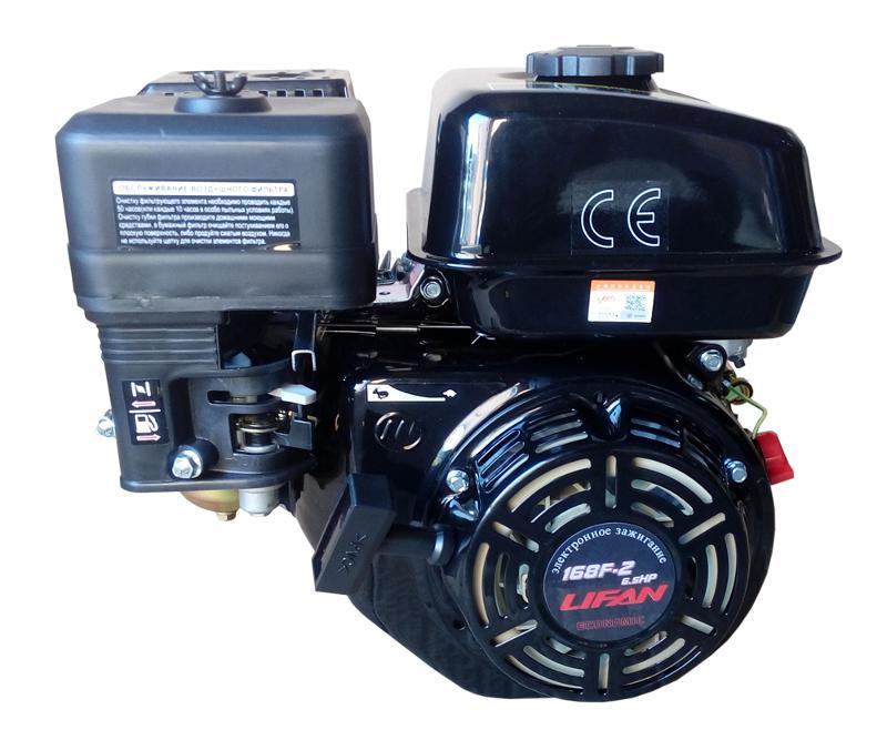 Двигатель Lifan 168f-2 eco d19 (01072)
