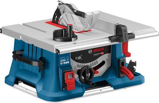 цена на Станок распиловочный Bosch Gts 635-216 0601b42000
