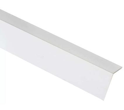 Угол отделочный СИГМА 15х15 2,7м белый