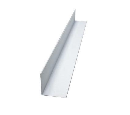 Угол отделочный СИГМА 40х40 2,7м белый