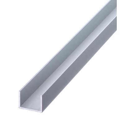 Швеллер ЛУКА Шв 13.2000.500 15х15х15х1.5 мм