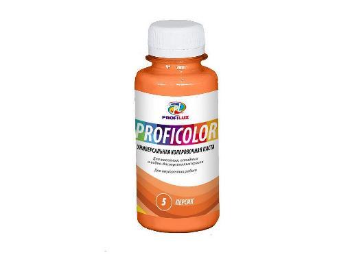 Краситель PROFILUX 6395 №5 персик 100мл, универсальный- колеровка красок,растворов, затирок
